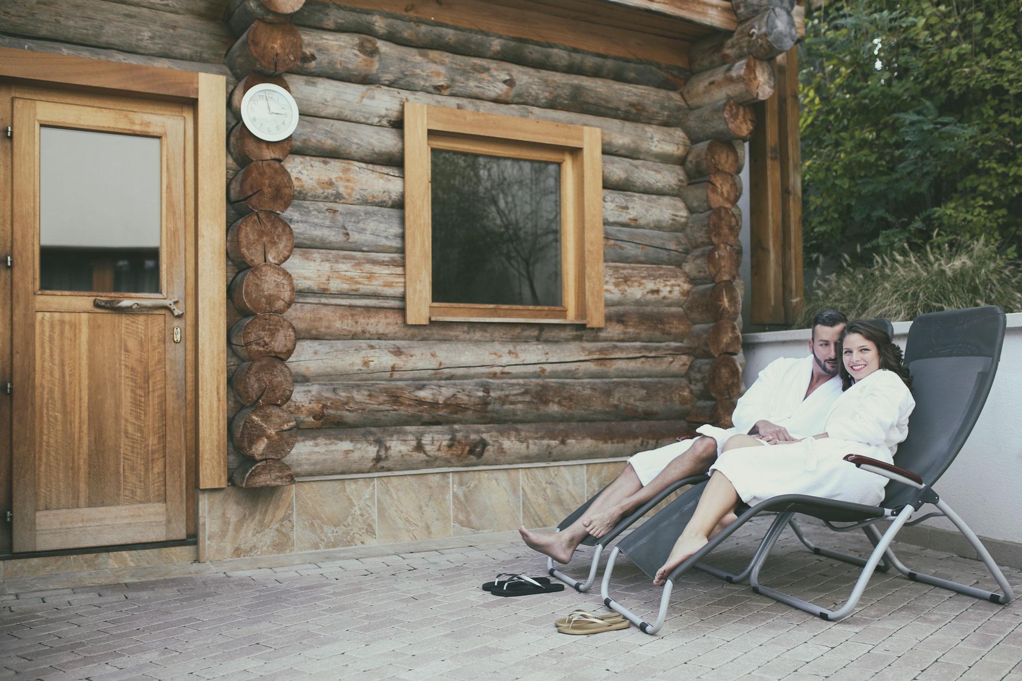 Weekly Sauna Program